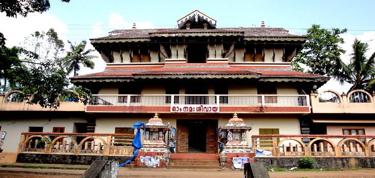 Trichennamangalam Mahadevar Temple