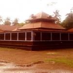 Trichambaram temple