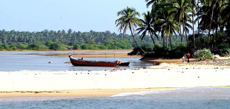 Manjeshwara Beach