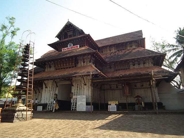 Kerala Pilgrimage Tour  6 Days Package