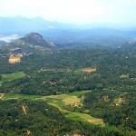 View from Ambukuthi hill