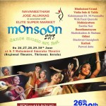 Monsoon Dance Music Art Fest 2013