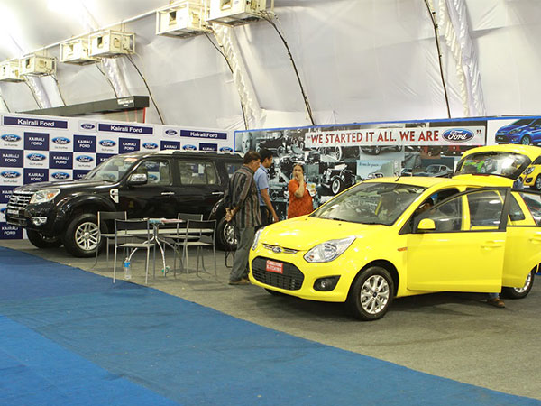 Asianet Auto Expo 2013