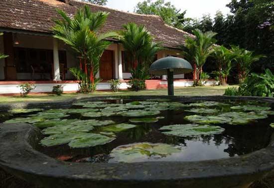 Kovilakam Lake Side Villa