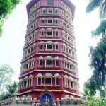 Adi Sankara Keerthi Sthampa Mandapam In Kalady