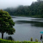 Gavi Lake in Kerala