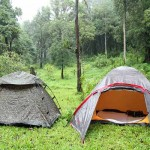 Camping at Gavi Kerala