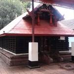 Vettaikkaran Hindu Temple in Kottakkal