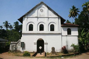 Chendamangalam Synagogue
