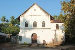 Jewish Synagogue at Kottayil Kovilakom
