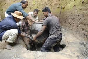 Pattanam Excavation Site Kerala