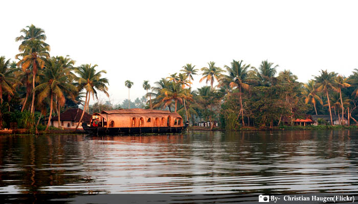 Backwater Cruise Kerala