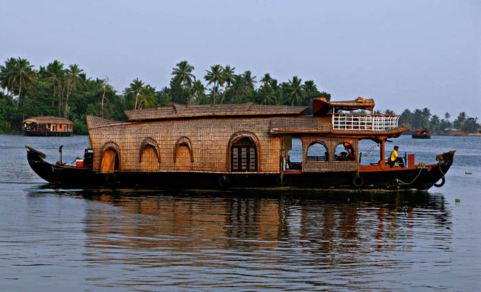 Kerala Backwaters Activities