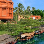 Haveli Backwater Resort in Alleppey