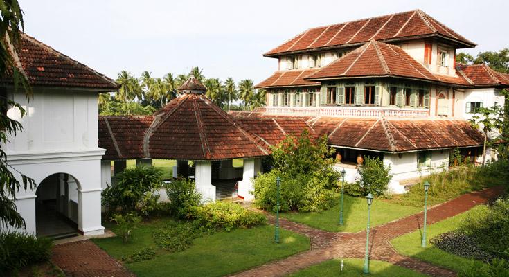 Kalari Kovilakom Ayurveda Resort
