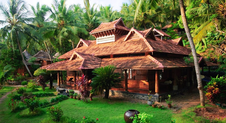 Kerala Best Resorts with Ayurveda Facilities