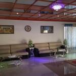 Alakkal Residency Hotel Reception