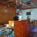 Alakkal Residency Hotel Reception