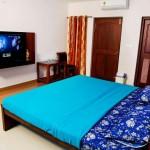 Alakkal Residency Hotel Room