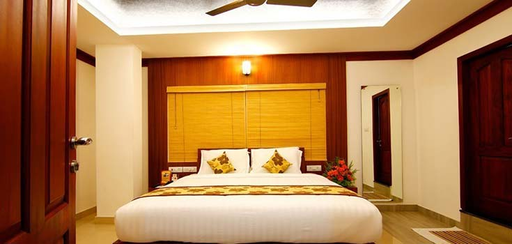 Suite Room at Hotel Great Jubilee in Wayanad